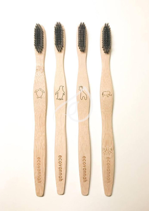 'BOO' Brush - 4 x Adult Pack