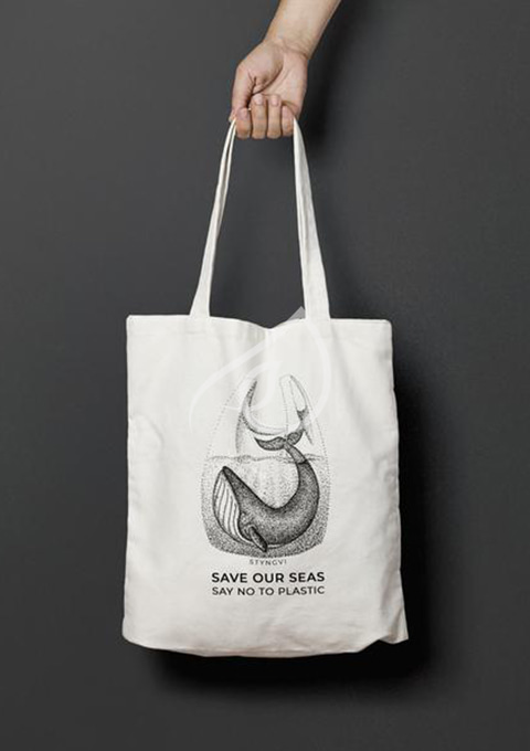 "The ""MOBY"" Tote"